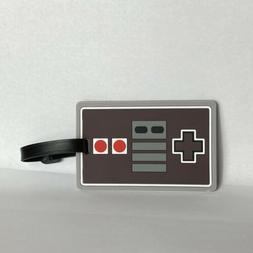 Nintendo Game Controller Luggage / Backpack Tag New with Ta