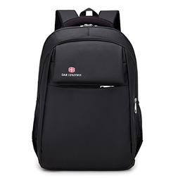 2018 new business city lightweight backpack computer bag wat