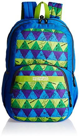 American Tourister 27 Ltrs Blue Casual Backpack