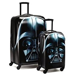 American Tourister Star Wars 2 Piece Set 21 & 28 Hardside Sp