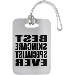 Best Skincare Specialist Ever - Luggage Tag, Suitcase Bag ID
