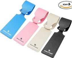 Cruise Baggage Tags - Identifiers Labels For Luggage Suitcas