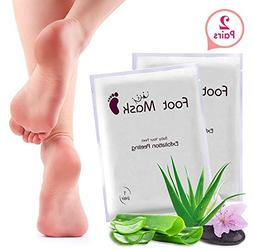 Exfoliating Foot Peel Mask For Softer, Smooth Feet- Gently P