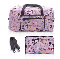 Finex Tsum Tsum Foldable Easy-to-carry Travel Bag for airpla