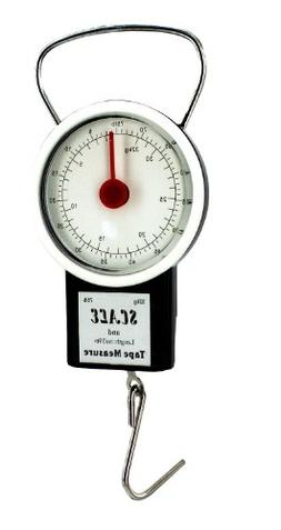 Luggage Scale - Hand Held - With Tape Measure By Travelon Ba