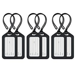 MIFFLIN Luggage Tags , Suitcase Tag, Bag Tag for Luggage