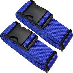 TRANVERS Luggage Straps For Suitcases Baggage Belt Heavy Dut