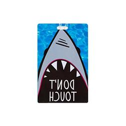 Travelon Personal Expression Luggage Tag,Shark