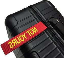 Tude Tag Luggage Tag - NOT YOURS