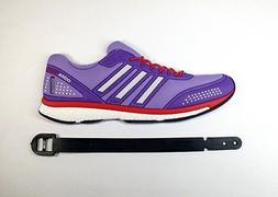 Adidas Adios Boost Sneaker Luggage Tag / Card Holder - Hong