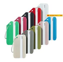 Travelambo Aluminum Luggage Tags & Bag Tags