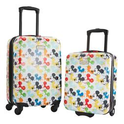 American Tourister Disney 2-piece Hardside Carry-On Luggage