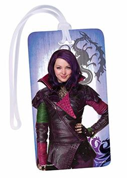 Descendants Backpack ID Tag Badge with Mal