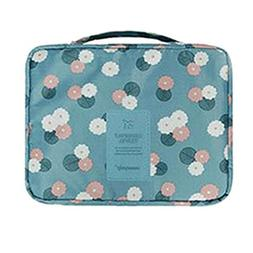 Bohonan Cosmetic Bag & Case Waterproof Portable Carry on Tra