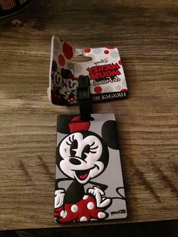 Brand New American Tourister Disney Minnie Mouse Luggage ID