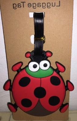 Brand New Kid's/Adult LadyBug Luggage Tag