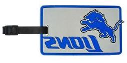 Detroit Lions - NFL Soft Luggage Bag Tag