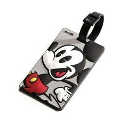American Tourister Disney ID Luggage Tag Mickey Mouse