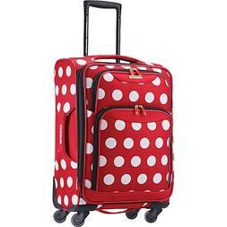 American Tourister Disney Minnie Mouse Polka Dot Spinner Sof