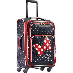 American Tourister Disney Minnie Mouse Red Bow Spinner Soft