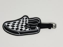 Vans Family Exclusive Luggage Tag Classic Slip-On Black/Whit