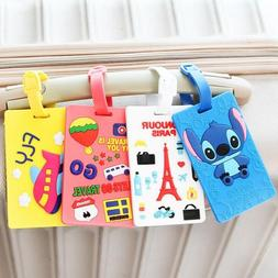 Kawaii Stitch Doraemon Suitcase <font><b>Luggage</b></font>