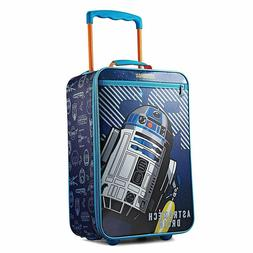"American Tourister Kids Softside 18"" Upright Luggage, Star W"