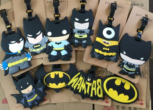 10 styles dc superhero batman kids xmas