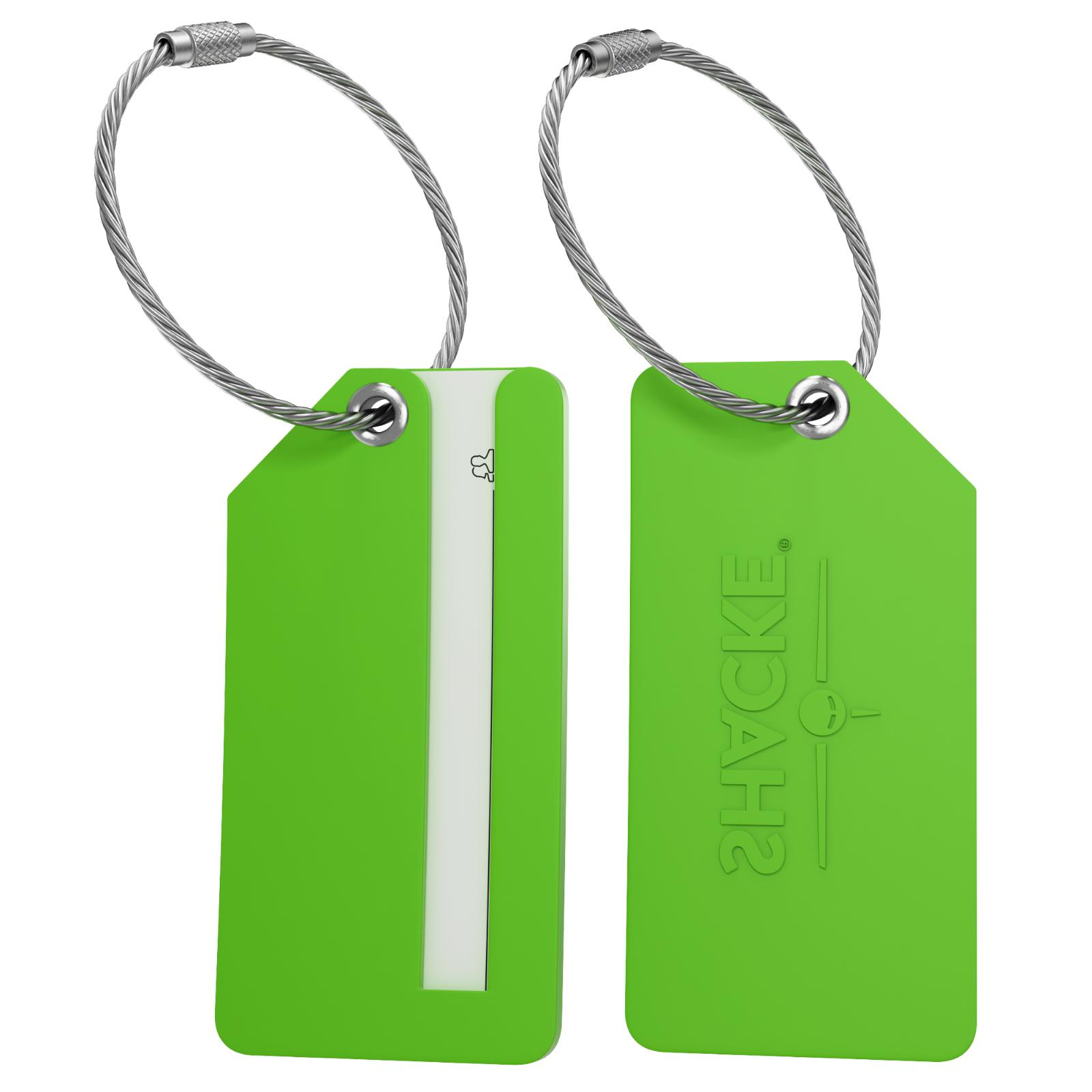 Shacke Tags - Fully Rubber Cover
