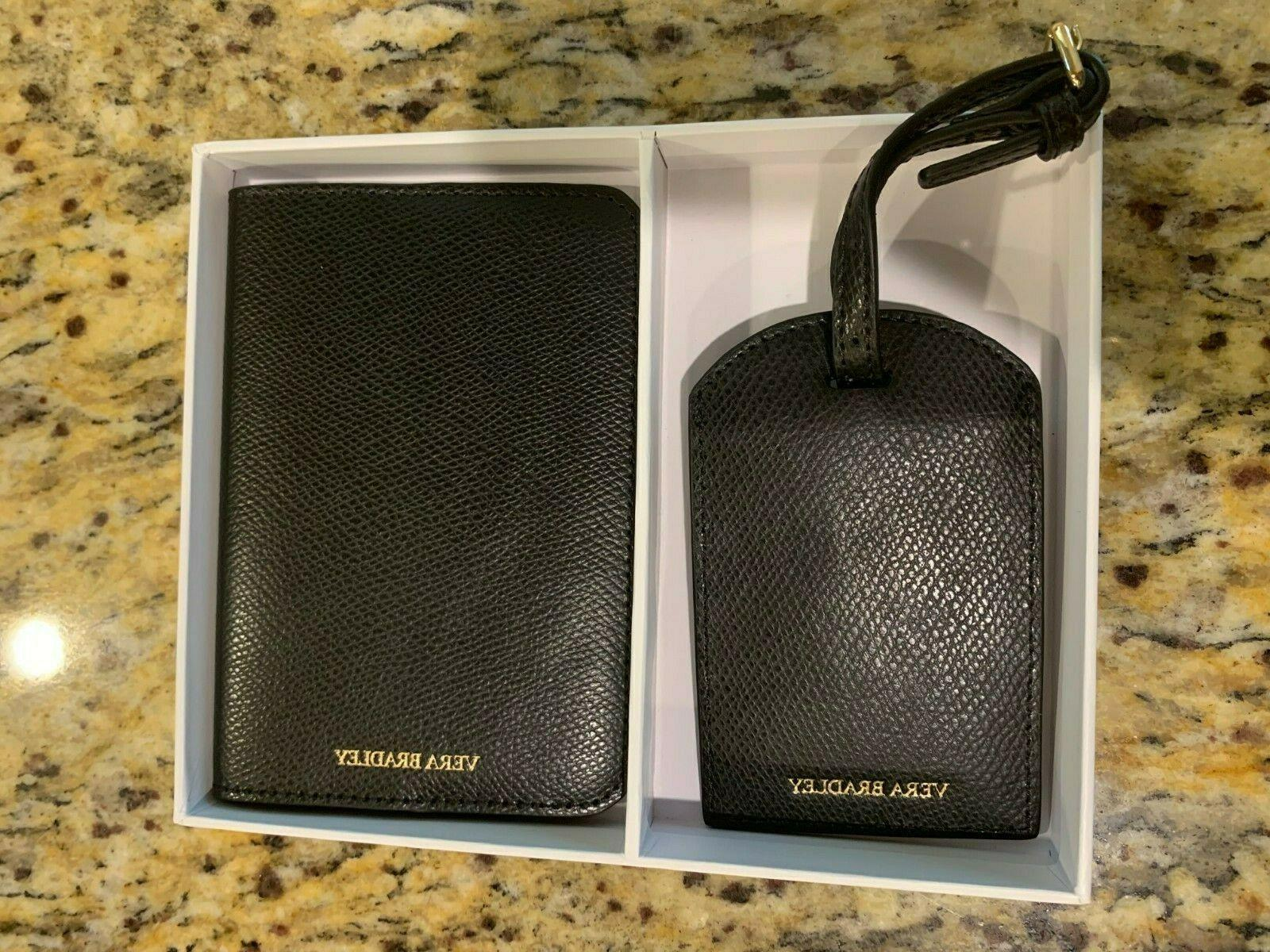 $58 Bradley Passport Cover Tag Flawed