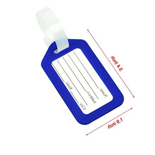 BlueCosto Tag Bag Baggage -