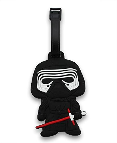 - Star Wars BB-8 Travel Tag Bag Suitcase Strap BB8 Stormtrooper