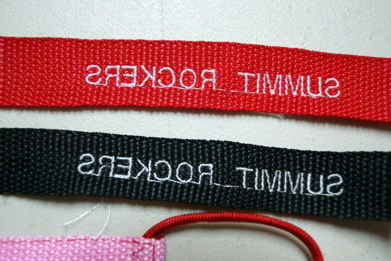 Luggage/Equipment SS Tag, Sided, Personalized Color Choice