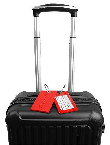 Luggage Tags Business Card Travel
