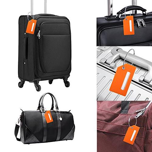 Silicone Luggage Name Perfect to Quickly Suitcase