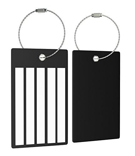 Travel Suitcase Luggage Bag Tags, Airlines Baggage Labels