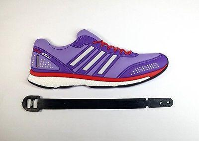 adios boost sneaker luggage tag card holder