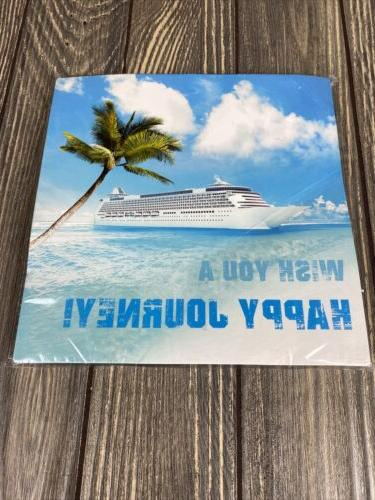 Cruise Luggage Tags Wide Royal Carribean Carnival Cruise