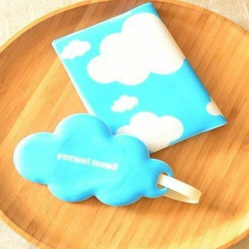 Travel Passport Holder Cover Luggage Tag