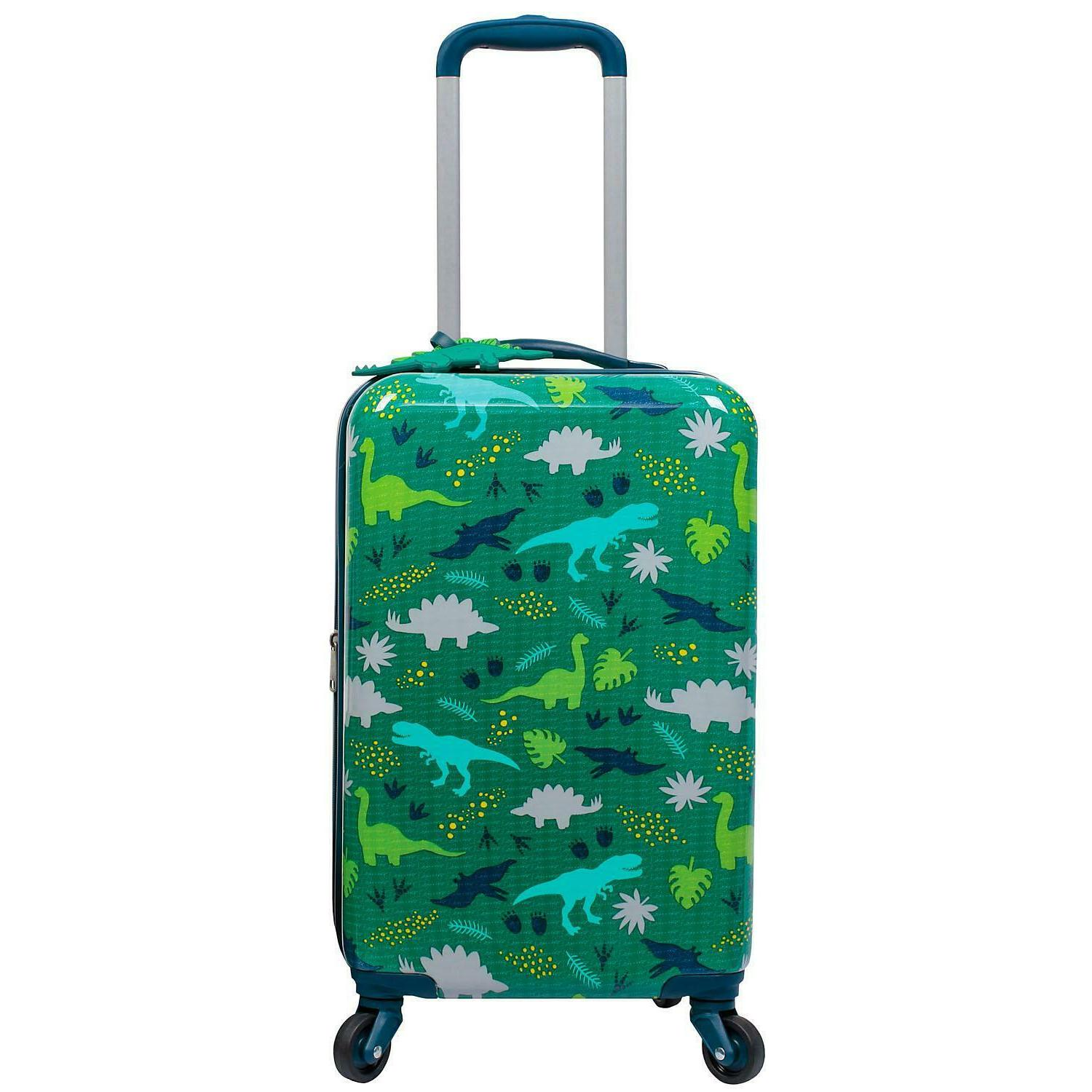 kids hardside spinner luggage with matching luggage