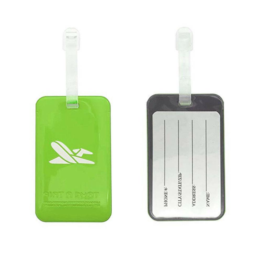 Lightweight Waterproof Color Tag 7-Color