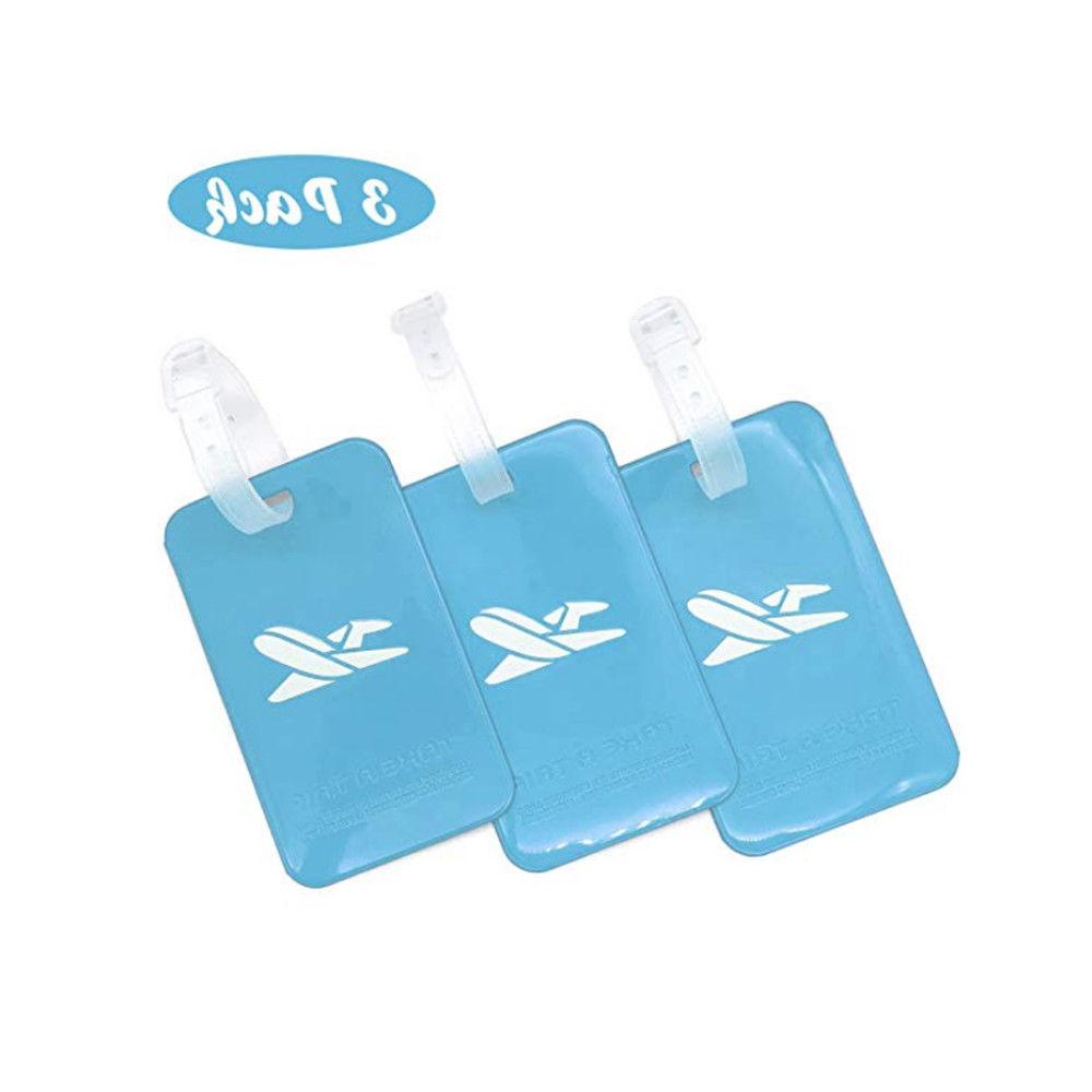 Lightweight Waterproof Silicone Color Tag 7-Color