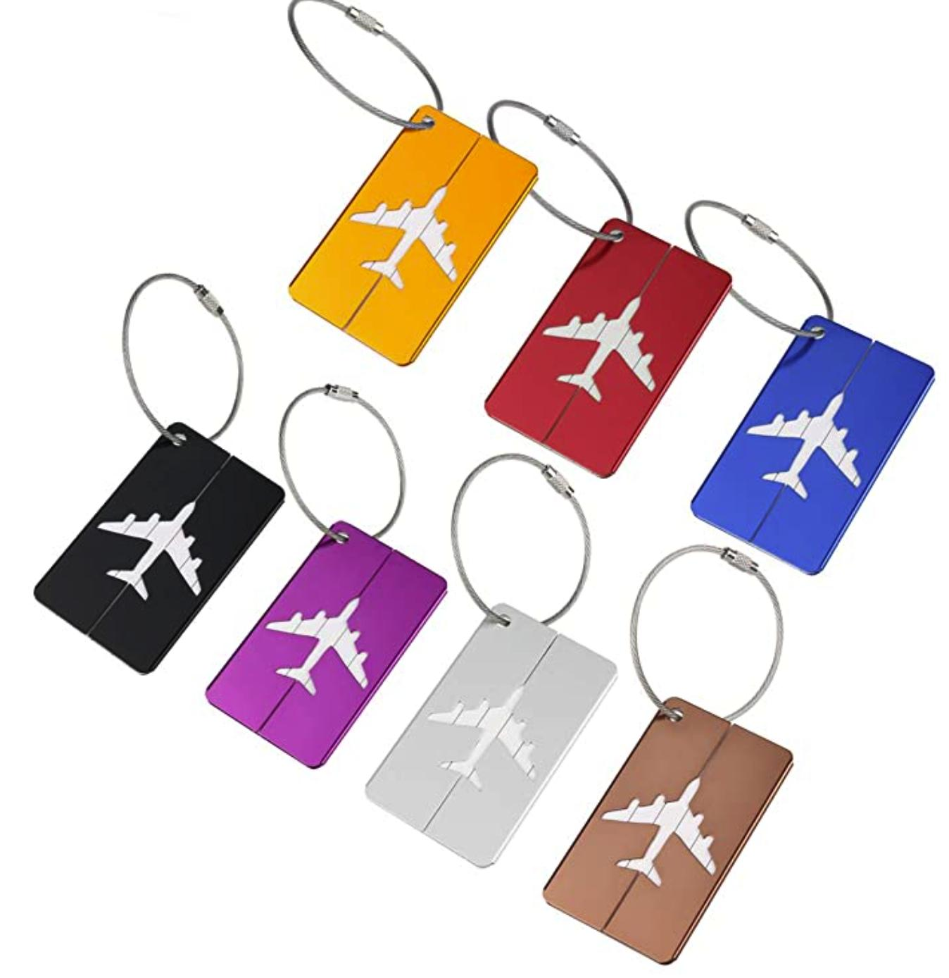 Lot Tags, Free Mosquito Repellant