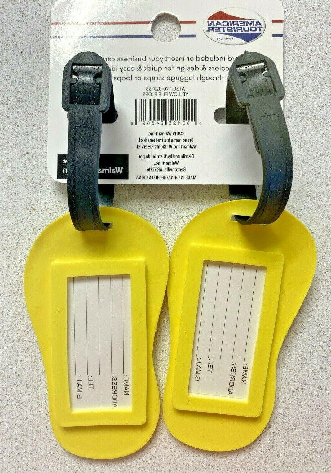 American Tourister Luggage - Flip Flops Shipping