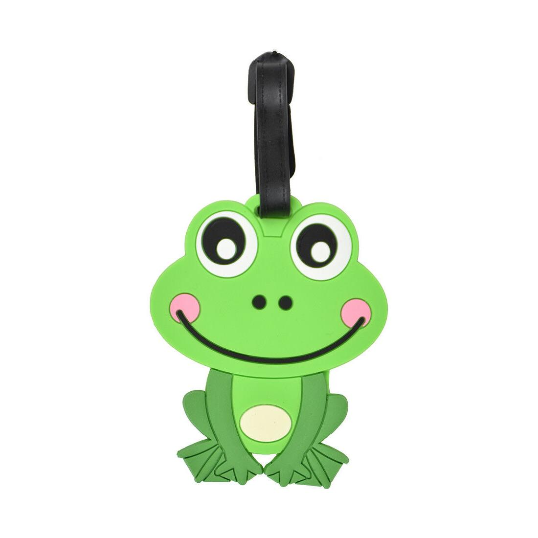 Luggage Frog Kids Tags Duffel Suitcase Tags