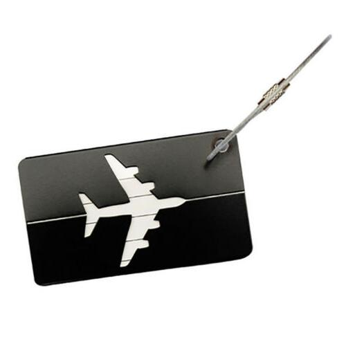 Luggage Travel Bag Tags Holder
