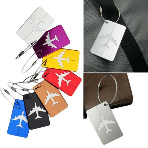 Luggage Travel Bag Name ID Address Holder