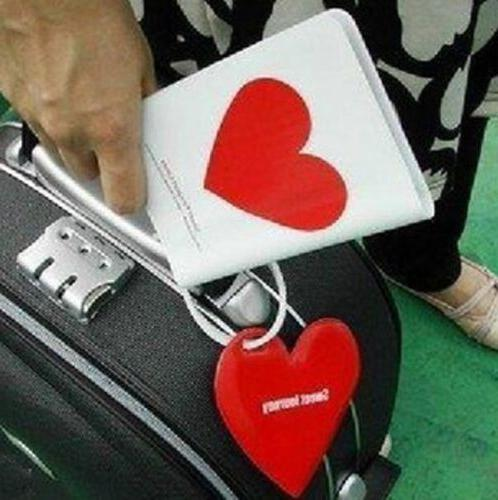passport cover passport holder luggage tag silicone