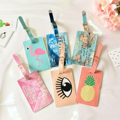 passport holder pu leather wallet cover luggage