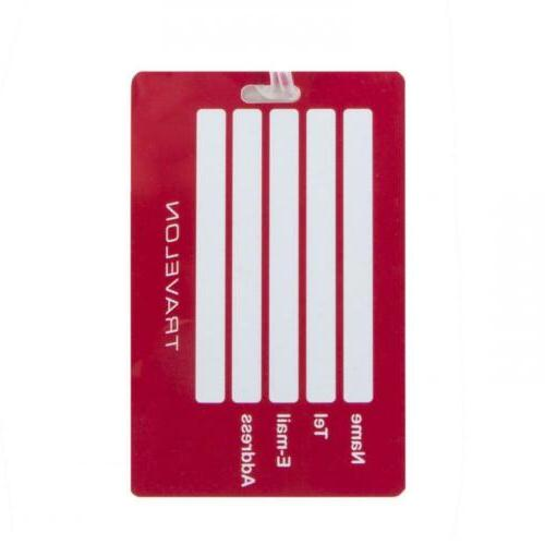 Travelon Expression Tags,